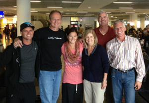 Nautique team heads to India