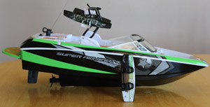 Slightly scaled down Nautique Super Air G23