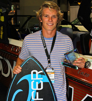 Wakesurfer of the Year - Keenan Flegel