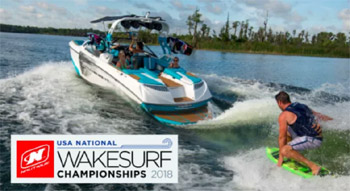 2018 Nautique USA National Wakesurf Championships